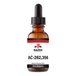 Sarm Supplement AC-262,356