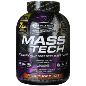 Weight Gain Formula Mass Tech